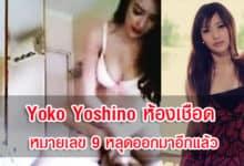 Yoko Yoshino ห้องเชือด หมายเลข 9 หลุดออกมาอีกแล้ว